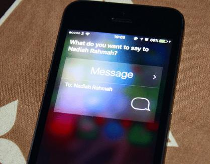cara-mengirim-sms-menggunakan-siri-3