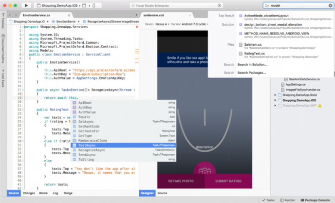 Download Visual Studio for Mac Preview Terbaru