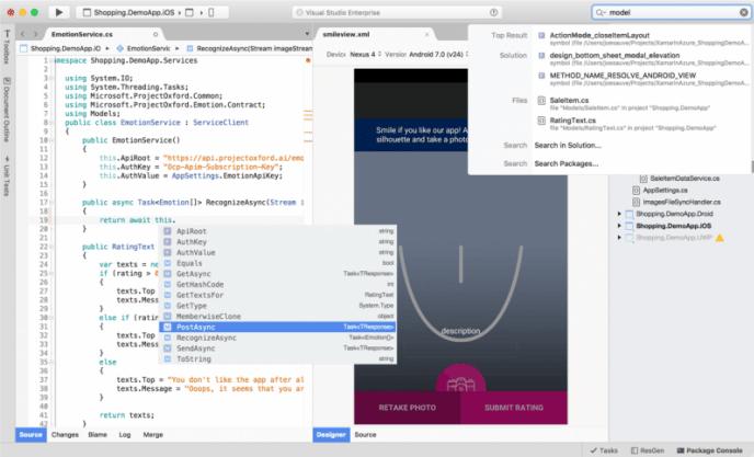 Download Visual Studio for Mac Preview Terbaru