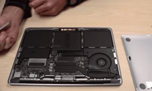 Ganti SSD MacBook Pro