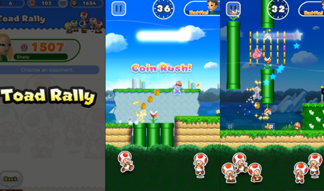 cara-memainkan-game-toad-rally-di-super-mario-run