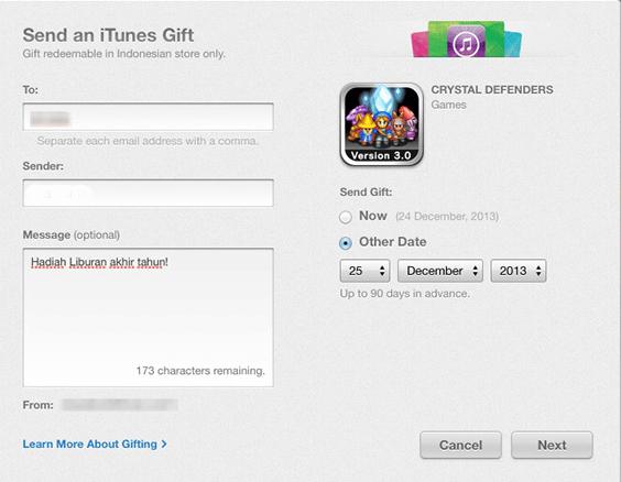 cara-mengirimkan-hadiah-aplikasi-melalui-itunes-2