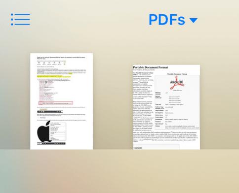 Memasukkan File PDF dan eBook ke iPhone