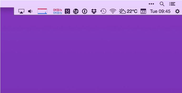 3 Cara Mudah Merapikan Menu Bar pada macOS 3