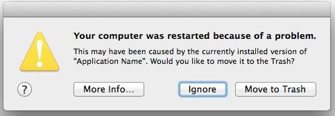 Cara Ampuh Mengatasi Masalah Kernel Panic Mac OS X dan macOS 2