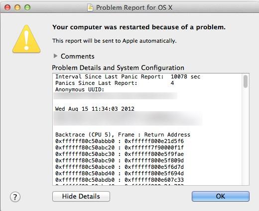 Cara Ampuh Mengatasi Masalah Kernel Panic Mac OS X dan macOS 3
