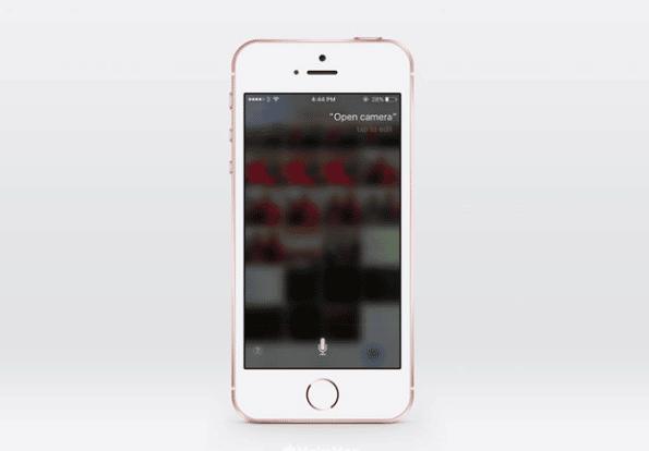 Cara Mudah Mengambil Foto dengan Cepat di Lock Screen iOS 10 2
