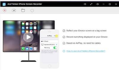 Cara Paling Mudah Rekam Layar di iPhone Dengan Acethinker iPhone Screen Recorder 2