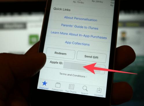 Cara Simpel Memasukkan Kartu Kredit ke iPhone di App Store 1
