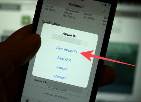 Cara Simpel Memasukkan Kartu Kredit ke iPhone di App Store 2