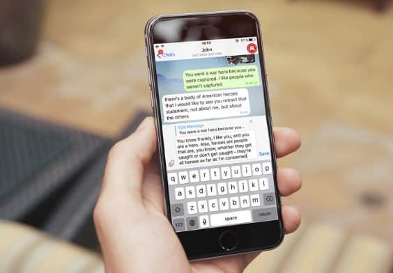 Fitur Terbaru Telegram Messenger