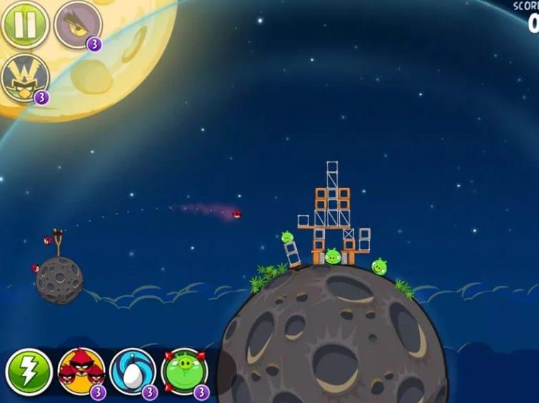 Games Angry Birds Space Terpilih Sebagai Free App of The Week