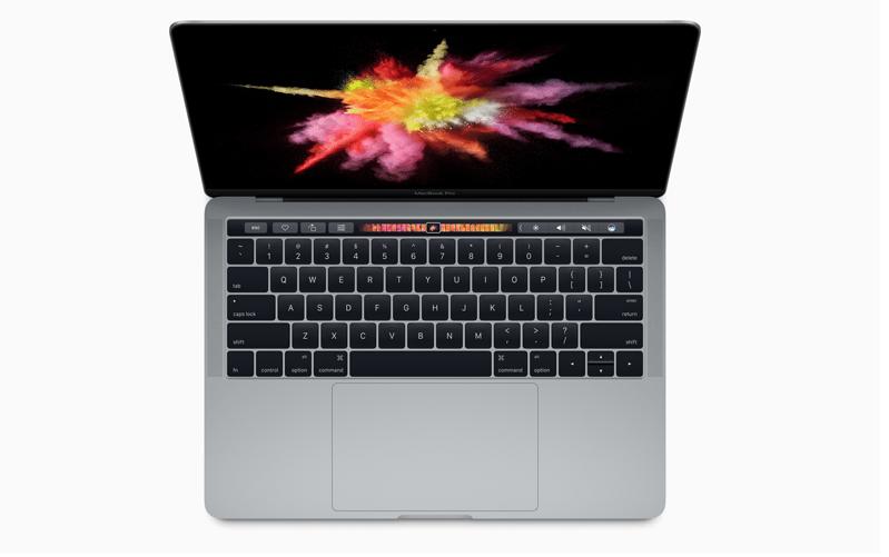 Harga Resmi MacBook Pro 2016 Touch Bar