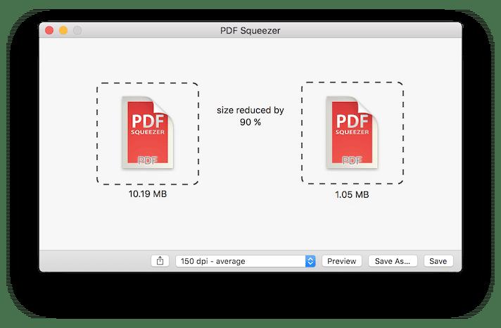 Cara Paling Mudah Memperkecil Ukuran Pdf Dengan Pdf Squeezer