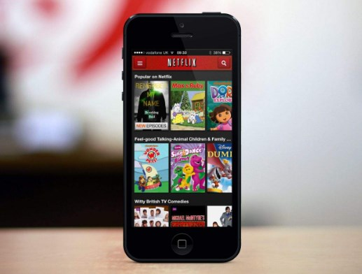 Cara Nonton Offline Film dan TV Shows Netflix di iPhone
