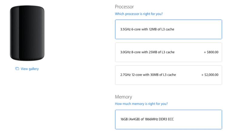 Harga Mac Pro dan Layanan Upgrade Hardware Sekarang Turun