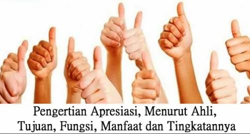 pengertian-apresiasi